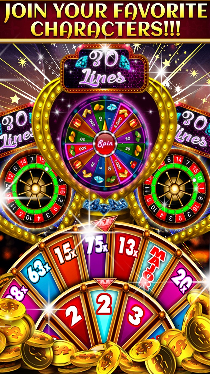 My Money Casino - Real Classic Vegas Slots konam Screenshot