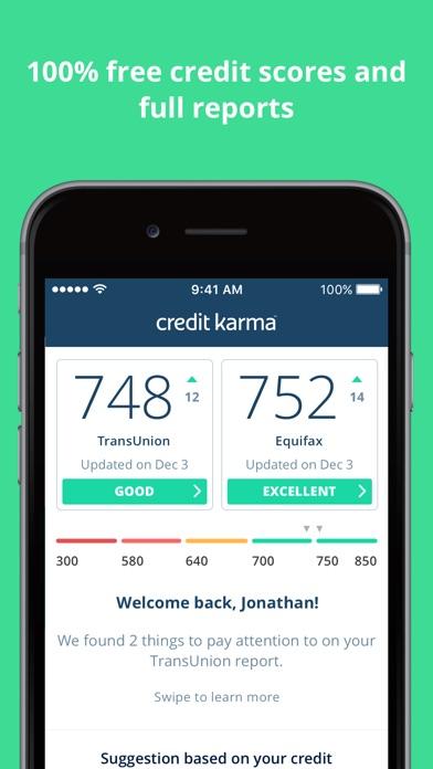 Credit Karma app image
