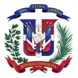 Dominican Republic Stickers
