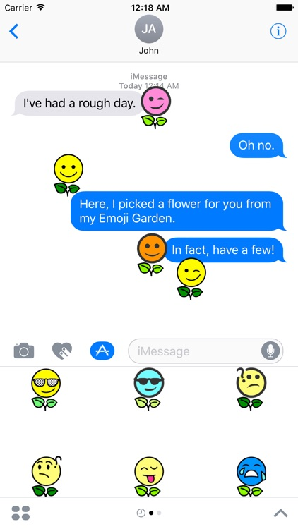 Emoji Garden screenshot-1