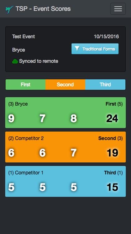 Tournament Scorecard Pro screenshot-4