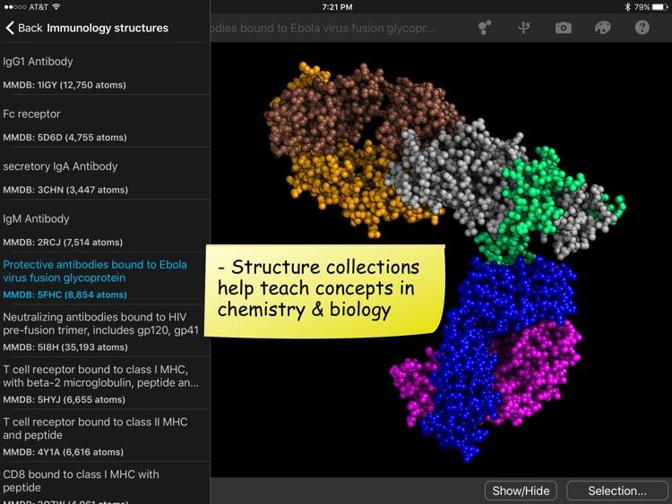 Molecule World screenshot-4