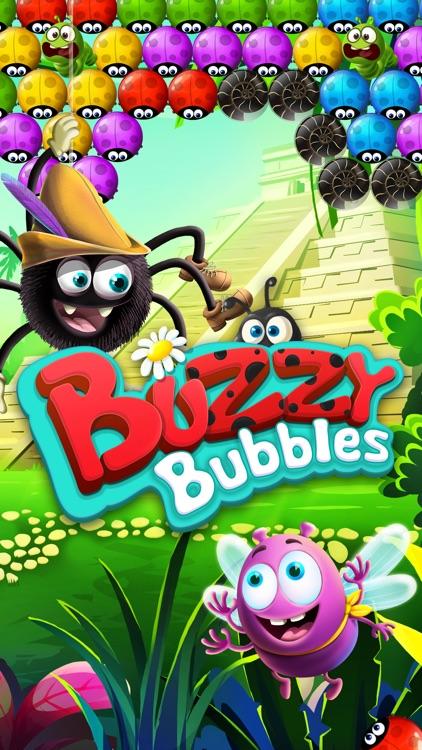 Buzzy Bubbles screenshot-4