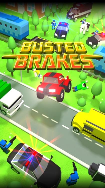 Busted Brakes screenshot-0