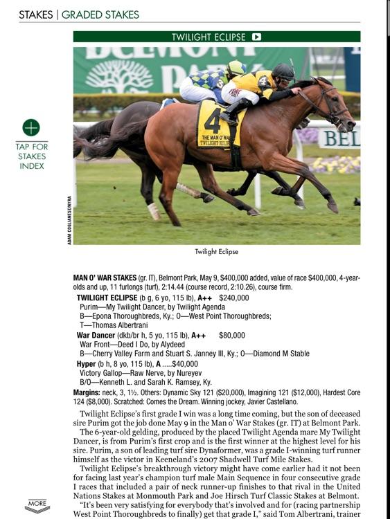Blood-Horse Magazine screenshot-4