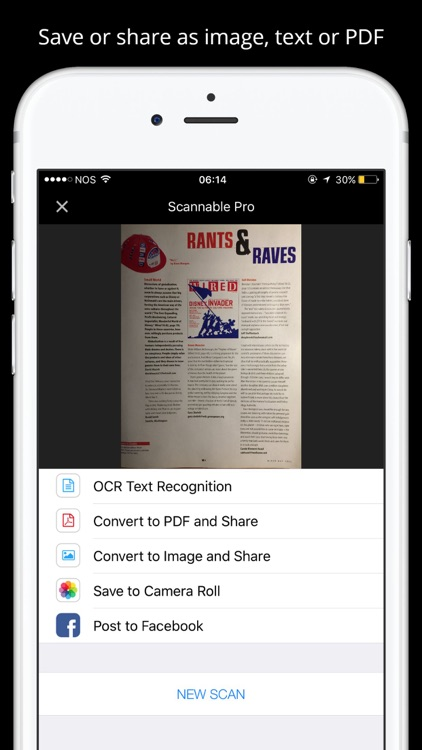 Scannable Pro - HD Fast Doc Scan to PDF with OCR screenshot-4