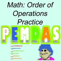 Math: Order of Operations Practice