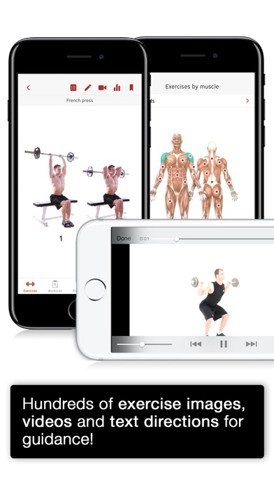 Full Fitness : Exercise Workout Trainer app image