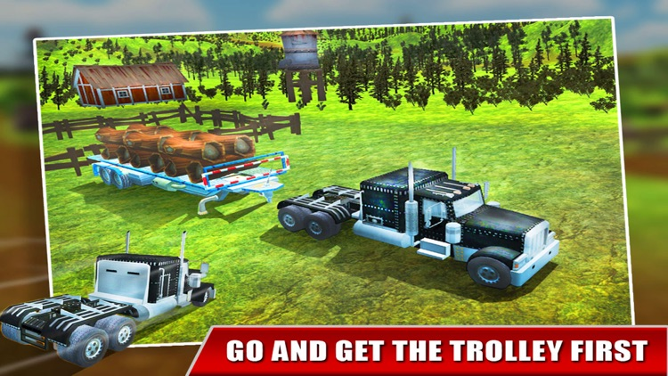 Farming Truck Transport Simulator screenshot-2