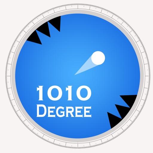 1010 Degree - Pong Rush : Orbiting Around and Keep Ball In Circle
