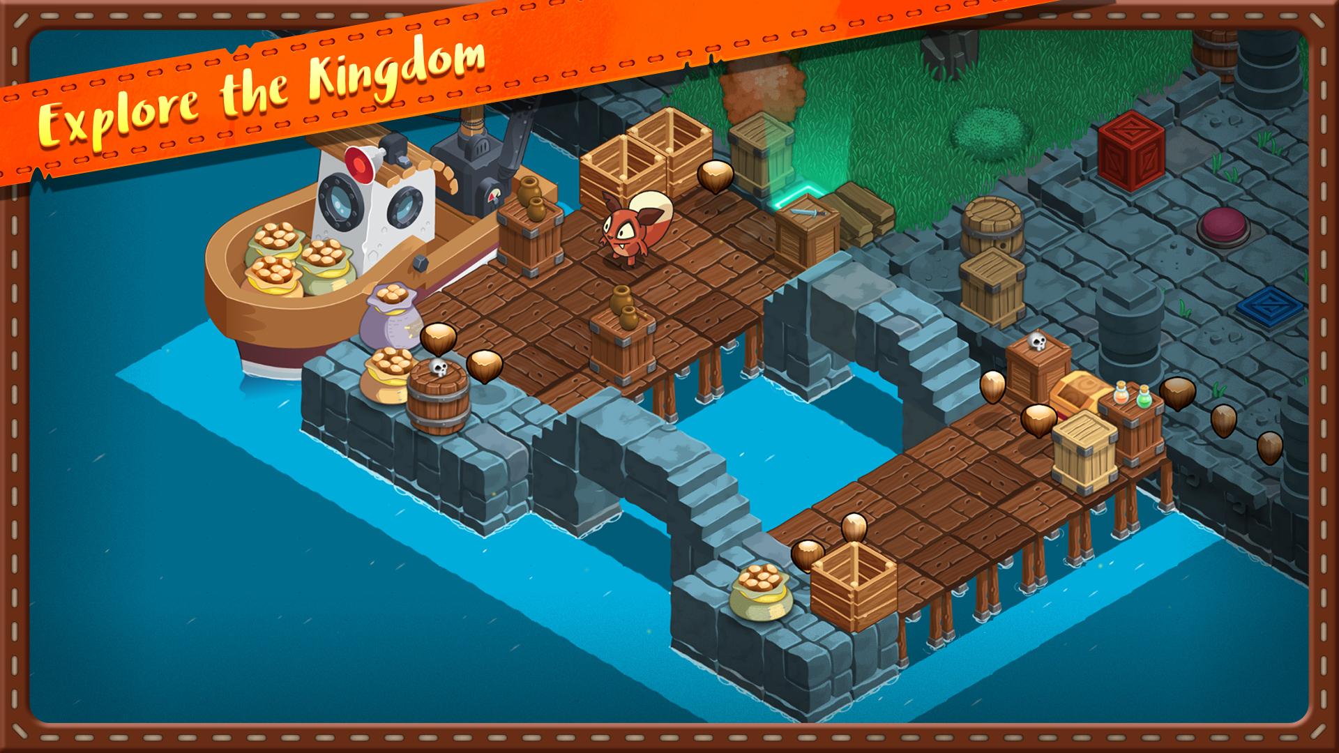 Red's Kingdom screenshot 14
