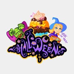 Beautiful Halloween Stickers
