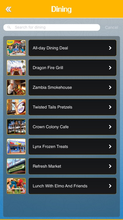 The Best App for Busch Gardens Tampa Bay screenshot-3