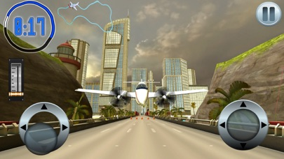 Real Pilot Flight Simulation: Drive Airoplane 3D 3
