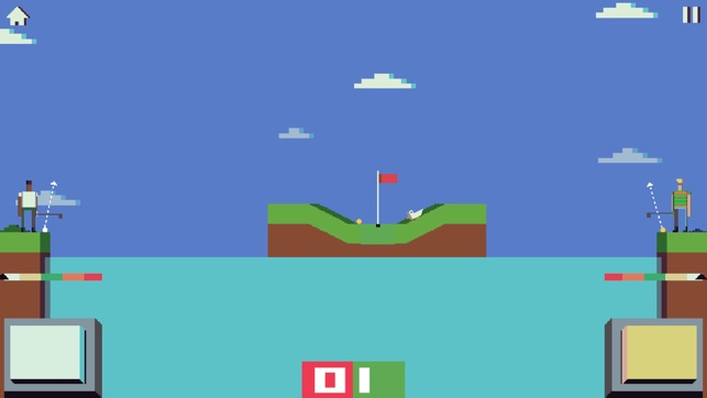 Battle Golf Screenshot