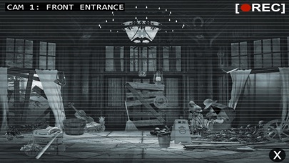 Escape From Slender Man Screenshot on iOS