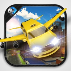 Activities of Flying Limo Taxi Simulator & Car flight test game