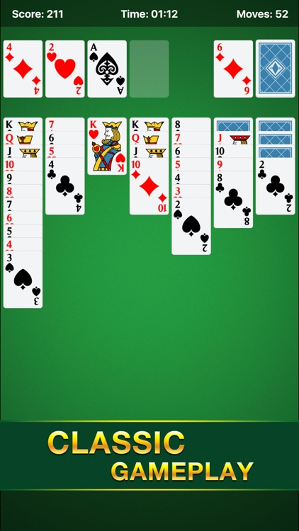 Solitaire - Classic Casino Card Games for Adults