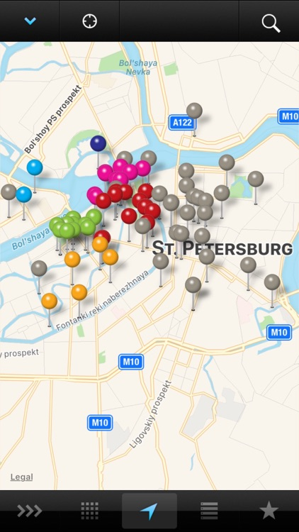 St Petersburg: Wallpaper* City Guide screenshot-3
