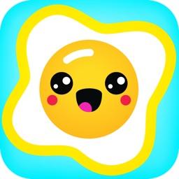 It's Kawaii - The Happy Emoji Sticker Pack