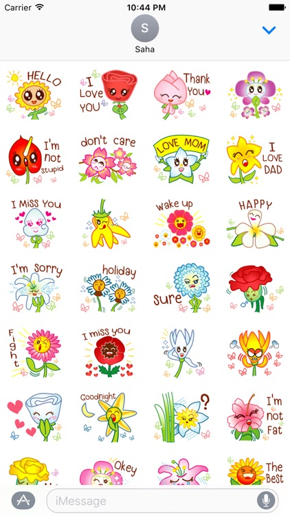 Say It With Flower