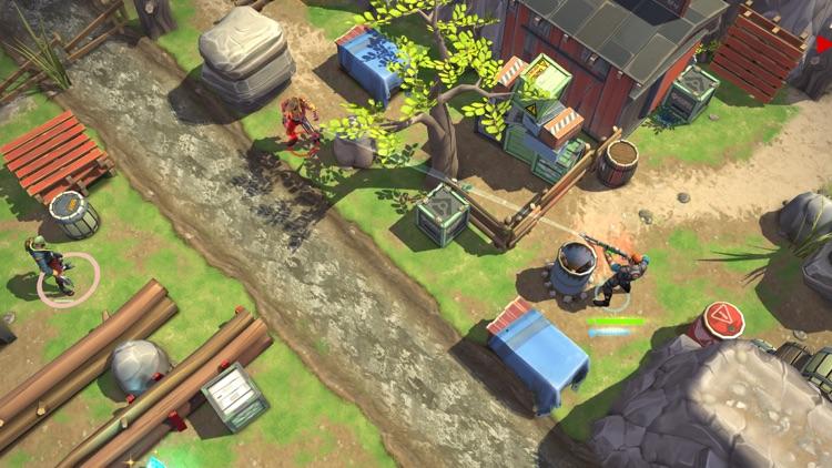 Space Marshals 2 screenshot-0