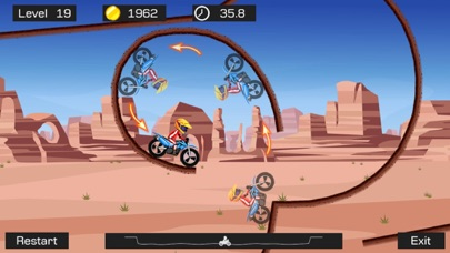 Screenshot #3 pour Top Bike-Best Motorcycle Stunt