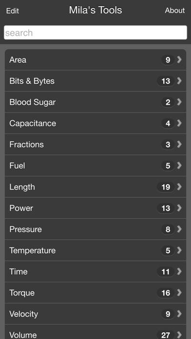 Mila's Tools PRO Converter screenshot one