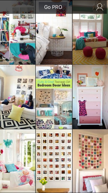 Teen Room Decor Ideas, Teenager Room Designs Plans
