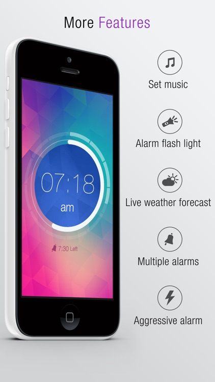 Gesture Alarm Clock screenshot-4