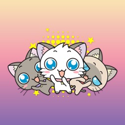 Hoshi & Luna Diary for iMessage Stickers