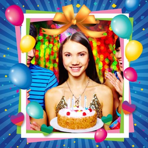 Birthday Frames Editor Free by bhaumik harshadray mehta