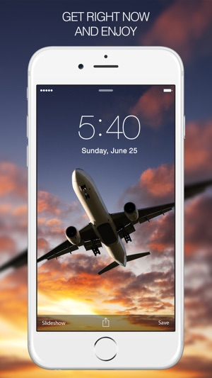 Aeroplane Wallpaper Airplane Wallpapers On The App Store