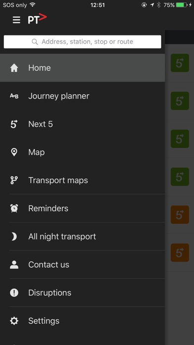 Download Public Transport Victoria app for Pc