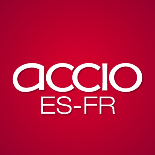 French-Spanish Dictionary from Accio