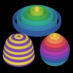 3D Shape Creator: 3D Revolved Modelling App