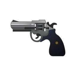 Original Gun Emoji
