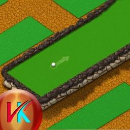 Golf World Adventure Sports Game