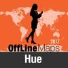 順化市 离线地图和旅行指南