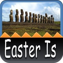 Easter Island offline Map Travel Guide