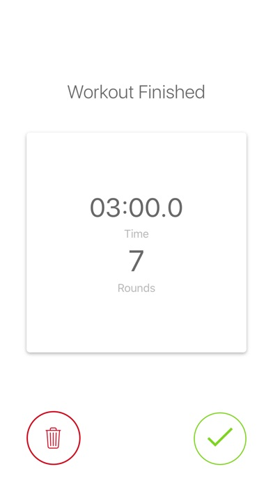 Rounds: Workout Round Timer & Logbook for CrossFit by kazene