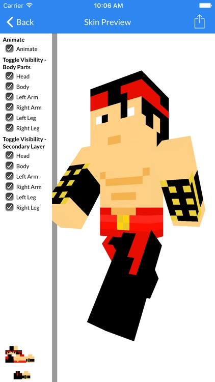 Skins For Mortal Kombat Edition - Best MK Skins For Minecraft PE