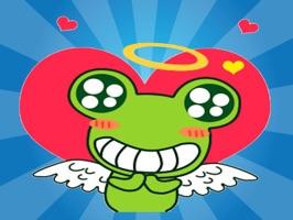 Frog Cute - Fc Sticker