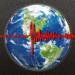 地震 - 国際レポート、アラート、マップ&世界地震のカスタム通知