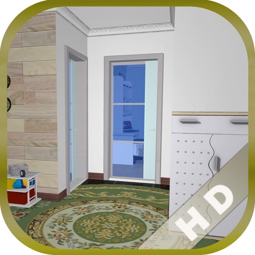 Can You Escape Fancy 9 Rooms-Puzzle icon