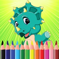 Codes for Dinosaur Coloring Book for Kids & Adults Games Hd Hack