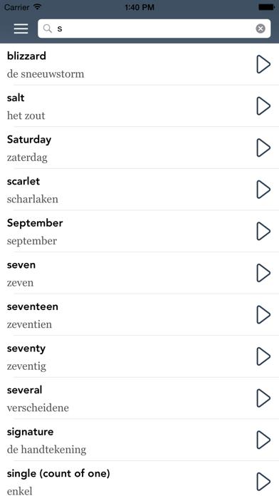Dutch Essentials screenshot four