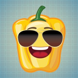 Sticker Me: Cool Bell Pepper