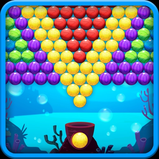 Bubble Shooter Sea icon
