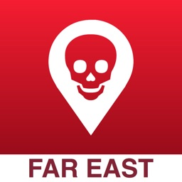 Poison Maps - Far East